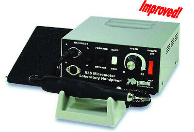 Buffalo Dental X35 Electric Laboratory Handpiece System 120 Vac