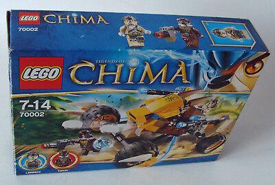 Lego® Chima 70002 - Lennox Löwen Buggy 7-14 Jahren Jahren Gebraucht/Used online kaufen
