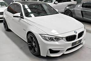 2015 BMW M3 Sedan Wetherill Park Fairfield Area Preview