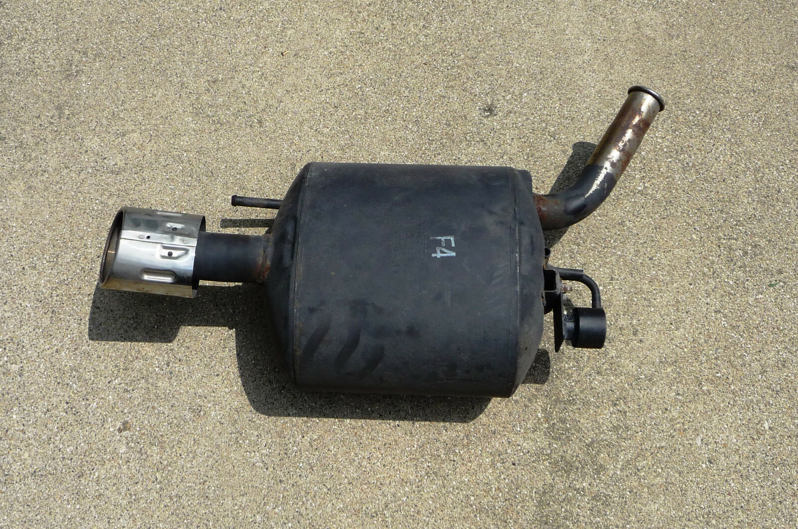 Used Infiniti G37 Exhaust Systems For Sale 2007 2013 Sedan Oem Left Driver Side Muffler G37s