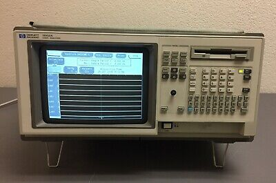 Hpagilent 1662a Logic Analyzer