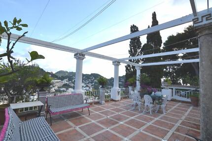 Astonishing Holiday Villa - Capri Island Italy (from $1085/night)