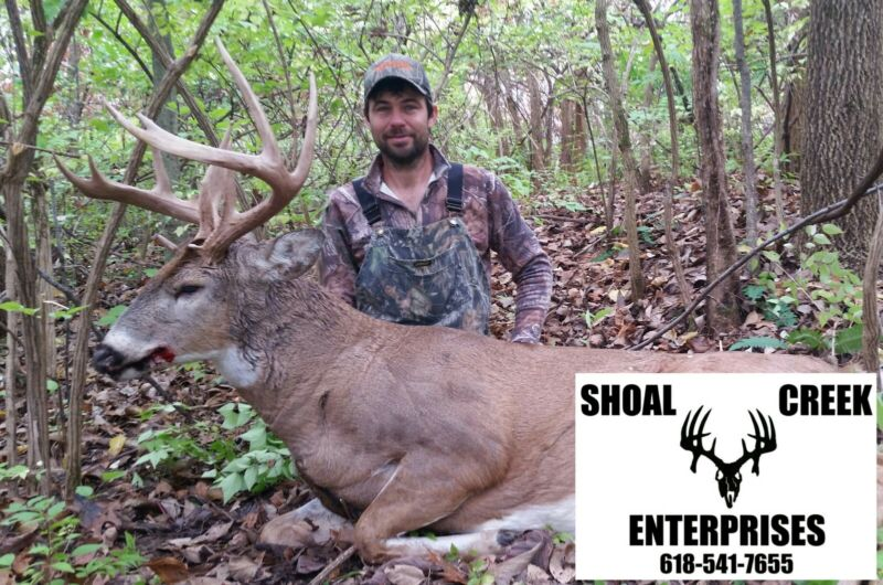 ILLINOIS RUT ARCHERY WHITETAIL DEER HUNT PAYMENT PLAN AVAILABLE