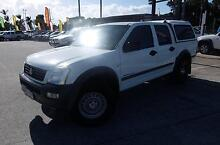2005 HOLDEN RODEO DUAL CAB TURBO DIESEL Clear Island Waters Gold Coast City Preview