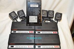 LOT-5-U-S-Robotics-56K-External-Modem-V-92-USR-5686E-US-64-005686-05R
