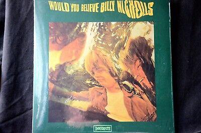 "Billy Nicholls Would You Believe Ltd Reissue 2 x 12"" vinyl LP New"