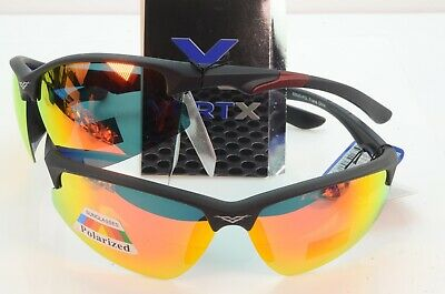OUR BEST (2) POLARIZED  GOLF  STYLE,FISHING, SUNGLASSES  52045 FIRE