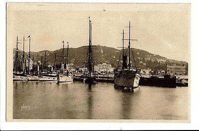 CPA-Carte postale- FRANCE - Cannes - Son Port -1932 -S3439