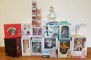 Collection of Japanese Anime Figure/Figurines for Sale! Hornsby Hornsby Area Preview