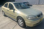 2005 Holden Astra Sedan AUTO Mayfield East Newcastle Area Preview