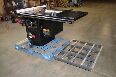 Sawstop Ics53230 10 5hp Industrial Cabinet Table Saw 3 Phase Stop