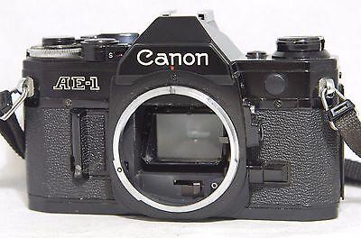 Пленочные фотокамеры Canon AE-1 35mm SLR