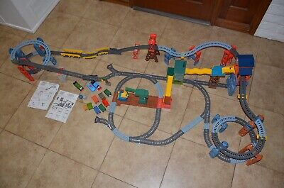 Thomas and Friends Track Master Mad Dash on Sodor Set and Sodor Spiral Expansion