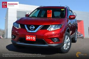 2015 Nissan Rogue SV 2015 Nissan Rogue SV AWD SUV