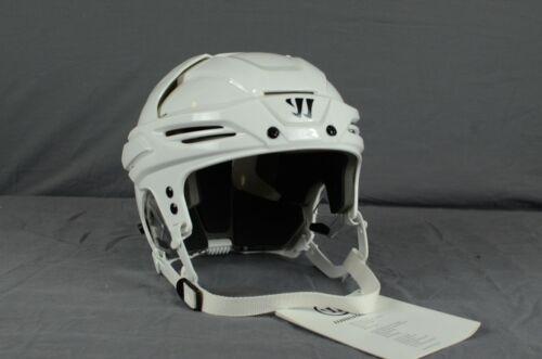 Warrior Krown 360 Ice Hockey Helmet White Size Small 6 1/2 - 7 1/4  (1105)
