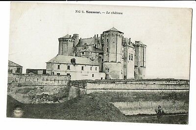 CPA-Carte postale-France Saumur - Son Château -S3200