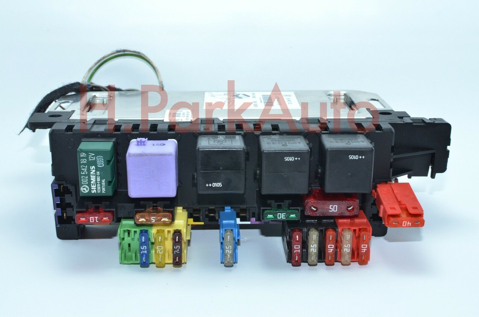 Used Mercedes Benz S350 Engine Computers For Sale S430 Fuse Box S600 S500 Cl55 Amg W220 W215 Relay A0325458432 Oem