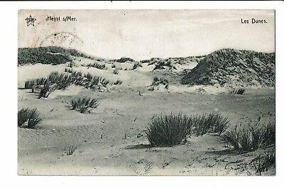 CPA - Carte postale -Belgique - Heist- Les Dunes - VM81