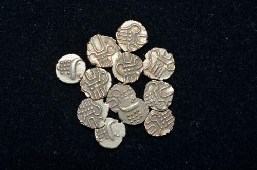 (1) INDIA FANAMS 17-18 TH.CENTURY RARE ANCIENT INDIAN GOLD FANAMS