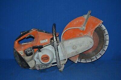 Stihl Ts 420 Gas Concrete 14 Cut-off Saw