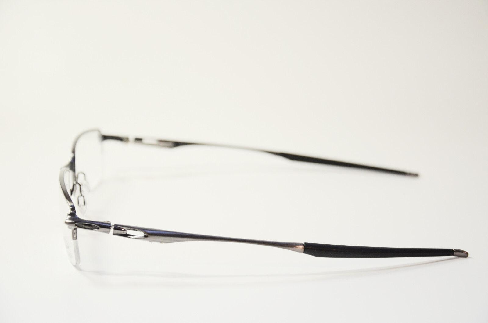 Oakley Lesebrille OX 3119 04 Brille Herren Metall 1,0 1,5 2,0 2,5 3,0 3,5 4,0