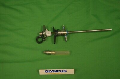 Olympus Resectoscope Set Innerouter Sheath For Working Element A4744 - A