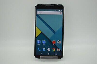 Motorola Nexus 6 - 32GB - Midnight Blue (Unlocked/AT&T/T-Mobile) Great!