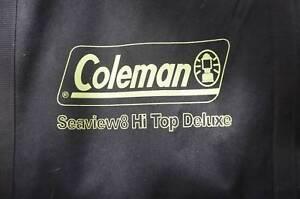 Tent Coleman 8 Hi Top Deluxe