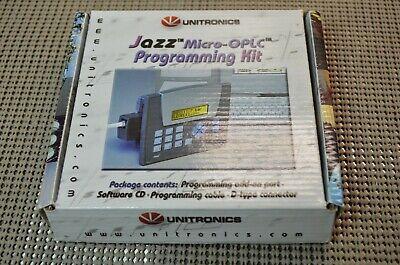 Unitronics Mj20-prg Programming Kit For Jazz Plc