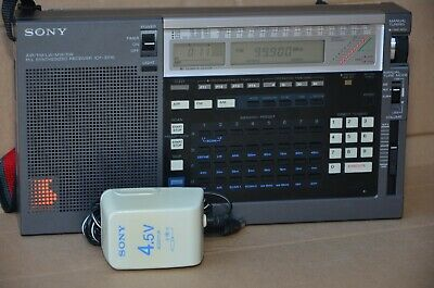 Sony ICF 2010 SHORTWAVE RADIO