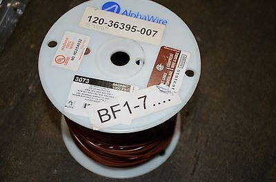 Alpha Wire 3073 20 Awg 600 Volts 732 Brown 696-4519 1031510 490 Feet New