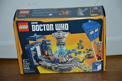 LEGO Ideas BBC Doctor Who 21304 NEW