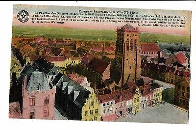 CPA-Carte postale-Belgique -Veurne -Veurne - Panorama-  VM943