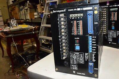 Yaskawa Cacr-pr03 Bcs-y54 Ac Servopack Servo Drive Controller