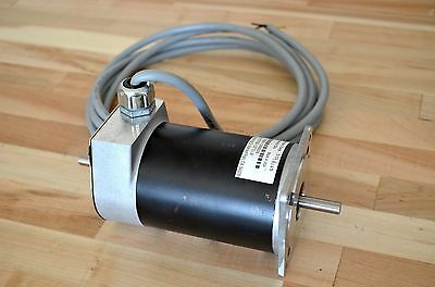 New Parker Compumotor Rs33b-dfs10 Dual Shaft Nema34 Stepper Stepping Motor - Cnc