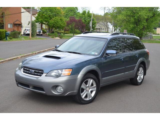 Imagen 1 de Subaru Legacy  blue