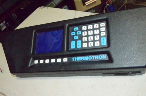 Thermotron 7800 Display & DISP Controller with a Membrane Switch