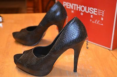 PENTHOUSE Women's Black 5