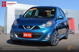 2016 Nissan Micra SR 2016 Nissan Micra SR hatchback