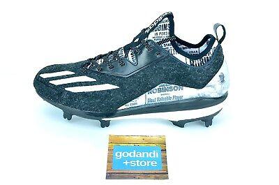 sports shoes 6e3e2 e59d8 Adidas Men s Baseball Cleats 12 Energy Boost Icon 2.0 Jackie Robinson JRD  BY4404