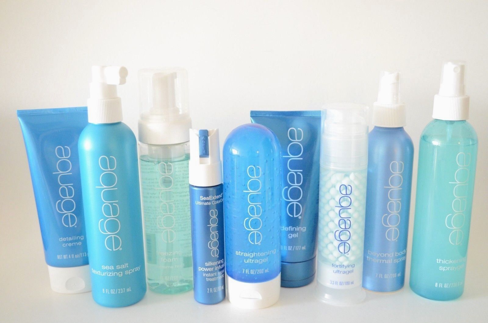 Aquage Hair Styling Products