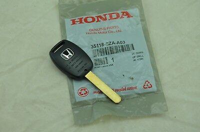 NEW Genuine OEM Honda Pilot 2009-2015 Remote Key 4 Button 35118-SZA-A03