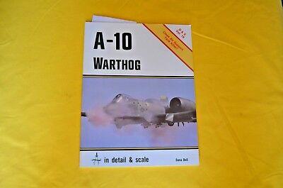 Buch A-10 Warthog D&S Vol. 19 gebraucht kaufen  Obersteinenberg