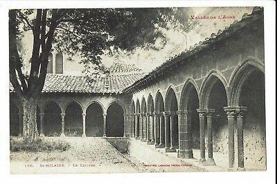 CPA - Carte postale --FRANCE - Saint Hilaire - Son Cloître- S875