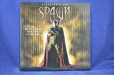 Spawn - Director's Cut - Michael Jai White - Widescreen Laser Disc