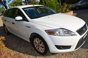 2010 Ford Mondeo Wagon