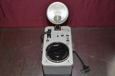 General Radio 1538-a Strobotac Electronic Stroboscope With Manual