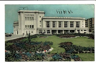 CPA - Carte postale Belgique - Knokke- son Casino 1958  S4370