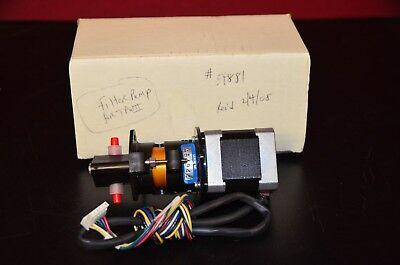 Fluid Metering Inc. Fmi Filter Pump Vexta Motor For Zymark Tpw Ii Pn 54881