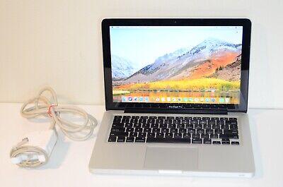 "Apple Macbook Pro 13"" Intel Core i7 2.8GHz, 4GB Ram, 750GB HDD, Late 2011 Model"